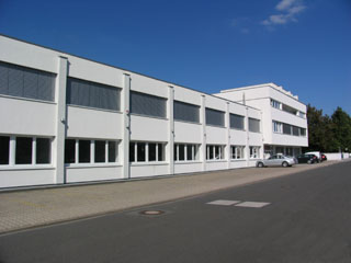 Headquarters in Germany